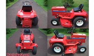 Tractordata Com Gravely 8122 Tractor Dimensions Information