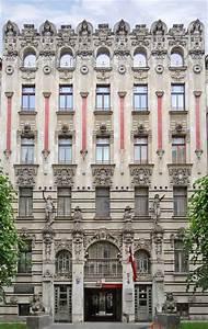 Art Nouveau Architecture : 1000 images about riga art deco on pinterest ~ Melissatoandfro.com Idées de Décoration