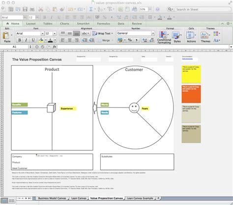 proposition canvas business model canvas  lean