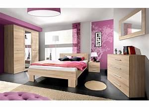 Meuble Chambre Pas Cher : meuble chambre a coucher contemporain ~ Dode.kayakingforconservation.com Idées de Décoration