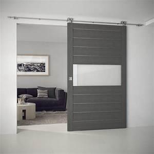 miami interior barn door living room modern with