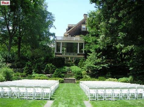 reeves reed arboretum summit nj rustic wedding guide