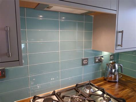 bathroom backsplash ideas and pictures aqua marine turquoise large glass metro tiles alec buchan