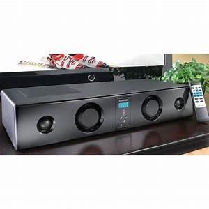 Craig U00ae Surround Sound Bar Speaker System
