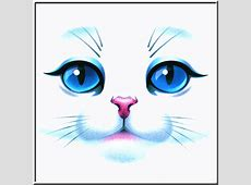 Free Cat Face Picture, Download Free Clip Art, Free Clip