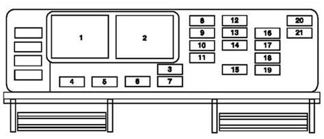 diagram   fuse box    ford freestar
