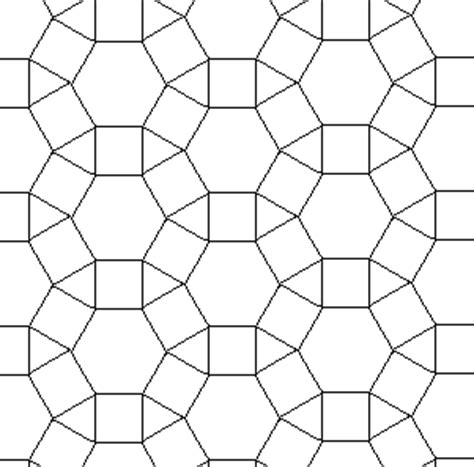 tessellation templates shapes that tessellate