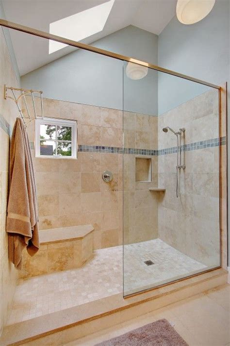 size of towel the size and towel rack inside the shower for the