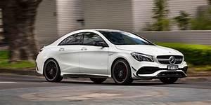Mercedes 45 Amg : 2017 mercedes amg cla45 review photos caradvice ~ Maxctalentgroup.com Avis de Voitures
