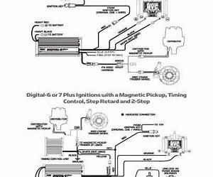 Msd 85551 Wiring Diagram