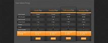 34 Best HTML CSS Pricing Table Free & Premium Templates - DesignersLib.com