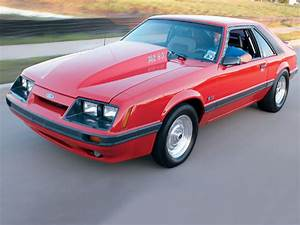 1986 Ford Mustang GT Modifications - The 20-Year Itch Photo & Image Gallery