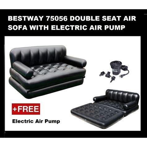 Air Sofa Bed by Ready Stock Bestway 5 In1 Air Sofa Bed Mattress