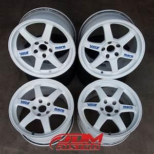 RAYS VOLK RACING TE37   JDMDistro - Buy JDM Parts Online ...