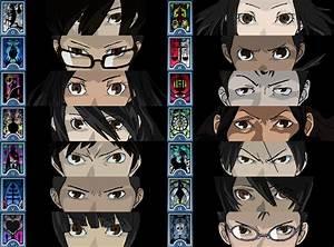 Persona 3 Cut-Ins by Sannouske on DeviantArt