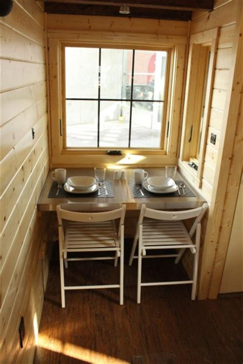 Cozy 165 Square Foot Tiny House on a Trailer