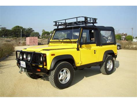 old land rover defender for sale classic land rover defender used cars for sale