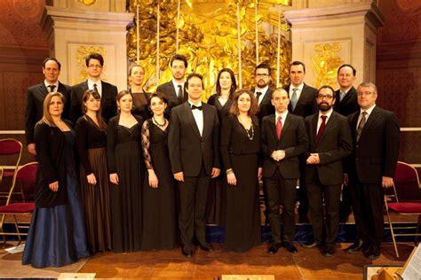choeur de chambre de operadagen dikke tien voor monteverdi
