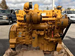 Caterpillar C12 Diesel Engine For Sale