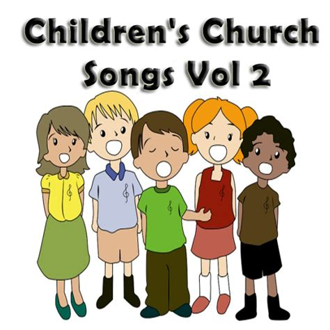 children s church songs vol 2 it app shop per android 563   71CqWYX8OAL