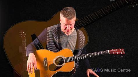 kaos gear demo martin omjm mayer signature acoustic