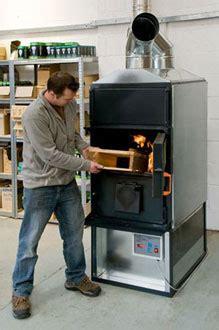 wood fired heating airteq