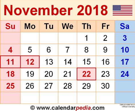 November 2018 Calendars For Word, Excel & Pdf. Is Estrogen A Steroid Template. Surprising Unique Desktop Business Card Holder. Free Printable Daily Planner Template. Free Pinewood Derby Car Template. Catering Invoice Template Uk. Non Commercial Invoice Format Template. Table Number Template. Template Design For Powerpoint Presentation Template
