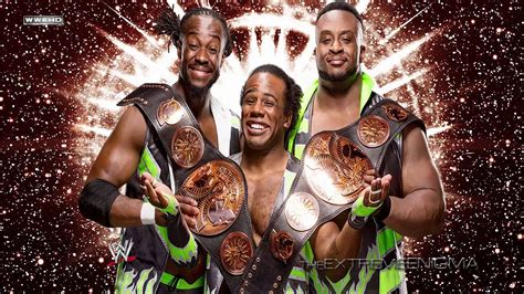 The New Day 2nd Wwe Theme Song