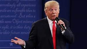 Donald Trump Denies Sexual Assault Claims, Again Calls ...