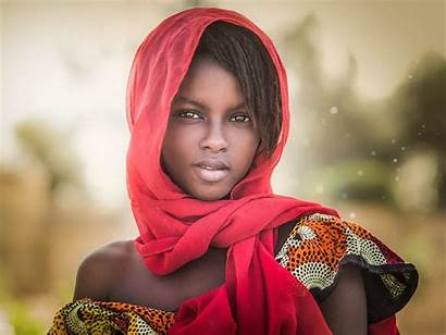 African Wallpapers Woman Portrait