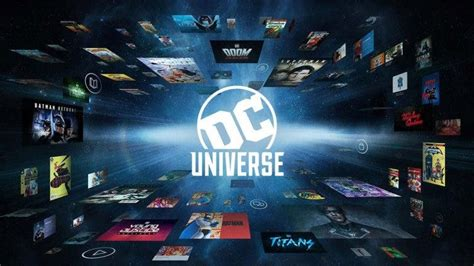 Why The DC Universe Streaming Service Isn't Available In ...
