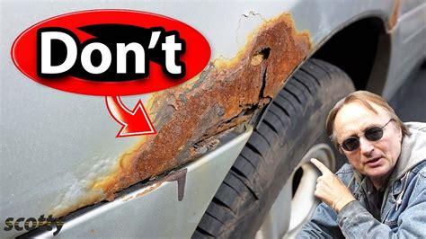 rust repair body work fix prevention remove never ll shops