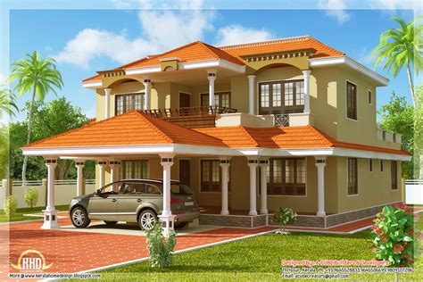 traditional 1 duplex wall september 2012 kerala home design and floor plans