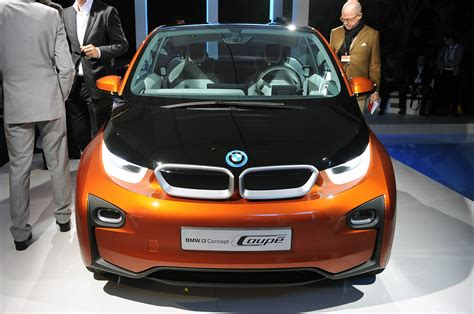 Bmw I3 Coupe Concept La 2018 Photo Gallery Autoblog