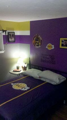 lakers bed set los angeles lakers denim basketball