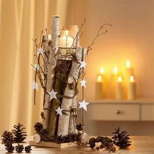 Deko Ideen Aus Holz : weihnachts deko natur ideen zum selbermachen ~ Lizthompson.info Haus und Dekorationen