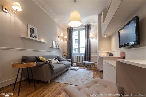 deco chambre romantique beige déco salon parisien