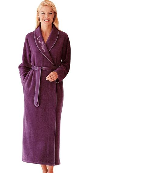 robe de chambre damart peignoir et robe de chambre grande taille notre top 10