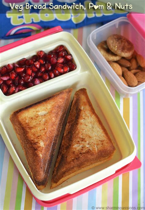 cuisine int r lunch box recipes idea 14 veg bread sandwich fruits