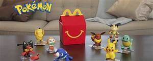 New Pokemon Happy Meal Toys Have Just Landed at McDonald's ...
