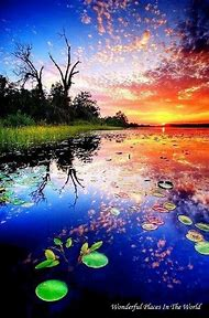 Beautiful Oklahoma Scenery