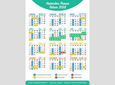 Kalender Puasa 2018
