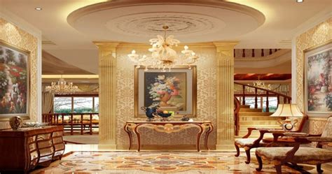 Luxusvilla Innen Wohnzimmer by 20 Amazing Luxury Villa Entrances And Staircases