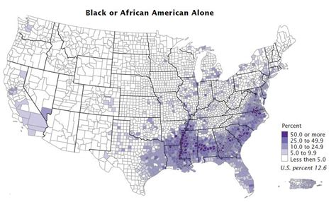 statistics bureau census releases numbers on the black population in the u s
