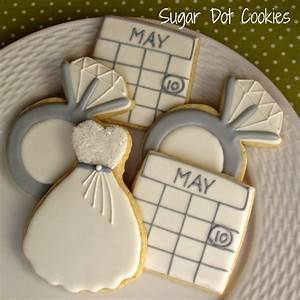 posted by dotty r at 811 am With decorated sugar cookies for weddings