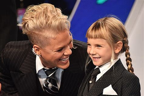Pink Sings With Daughter Willow In New Video