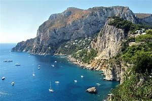Les Falaises De Capri Les Plus Belles Images Par Voyages