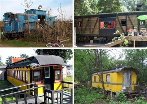 demenagement bureaux top 8 des wagons de recyclés maisons hôtels