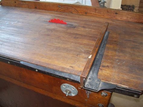 amazing vintage table  popular woodworking magazine