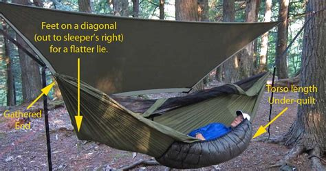 Diy Hammock Tent by Diy Cing Hammock Design Ideas Diy